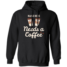 Load image into Gallery viewer, You Need Coffee Hoodie 8 oz.