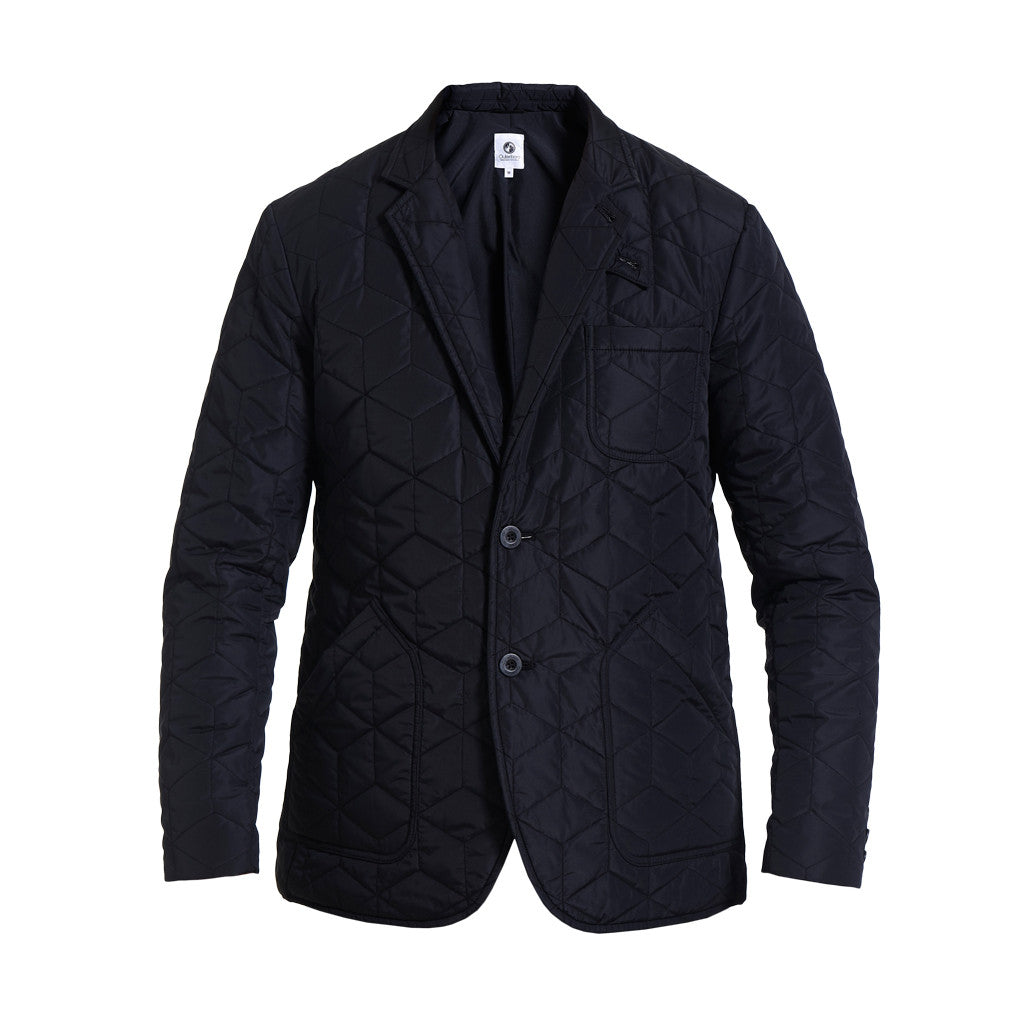 Quilted Blazers: Performance Cut And Sewn