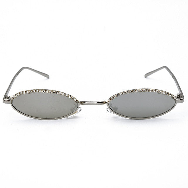 Cat Eye Icy Shades - wave-cheque