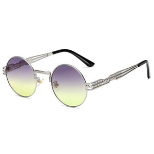 Retro Shades - wave-cheque