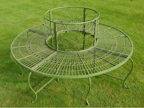 Outdoors - Garden Furniture - Tree Bench