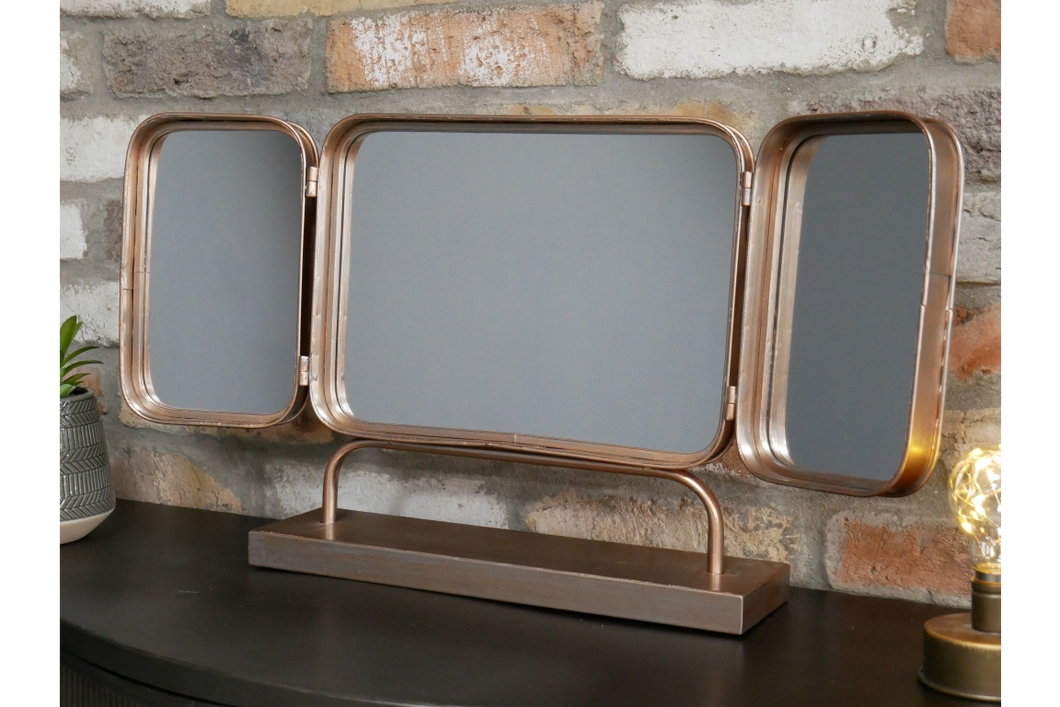 Mirrors - Metal - Cheval Mirror