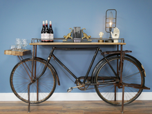 Load image into Gallery viewer, Traditional Bike Side Table(7725)