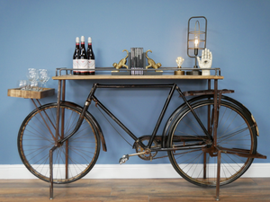 Traditional Bike Side Table(7725)