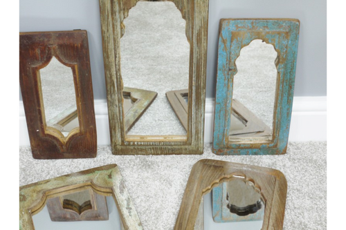 Mirrors - Rustic Indian Mirrors