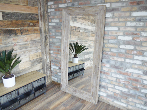 Mirrors - Modern - Large Floor