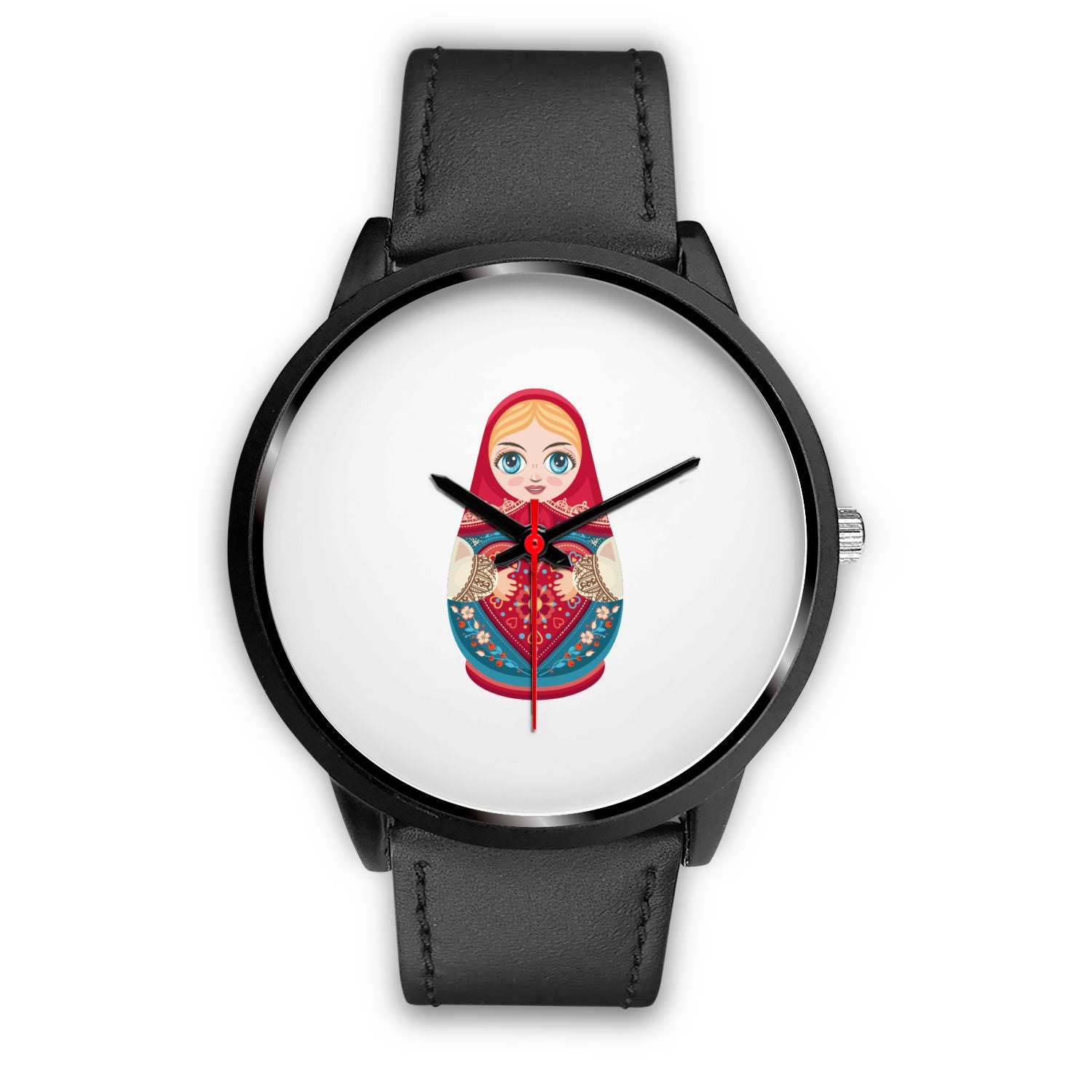 Matreshka watch