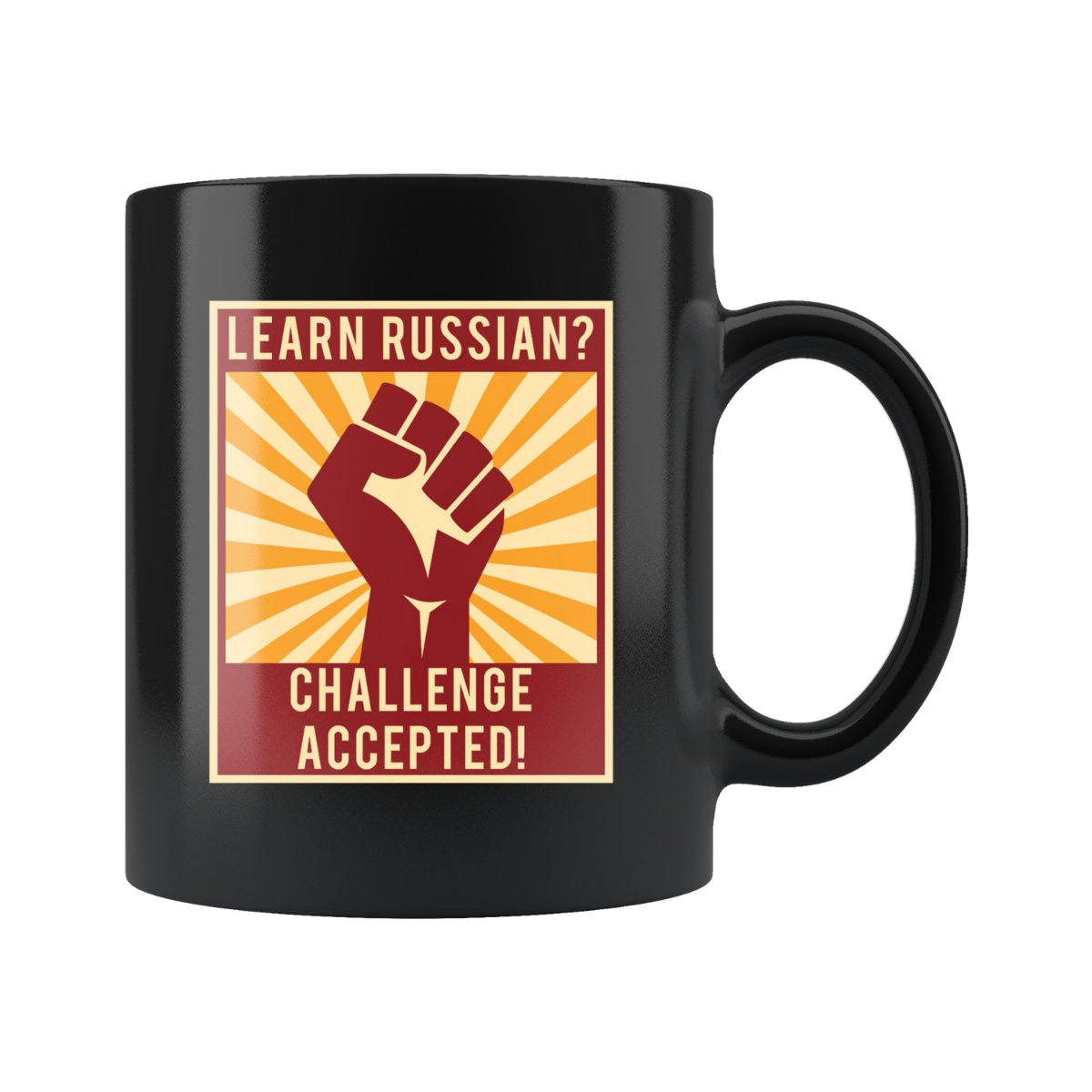 Learn Russian? Challenge Accepted!