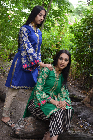 BELL SLEEVES KURTHI/TOP