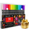 Coloring Markers Set of 36 for Adults Kids