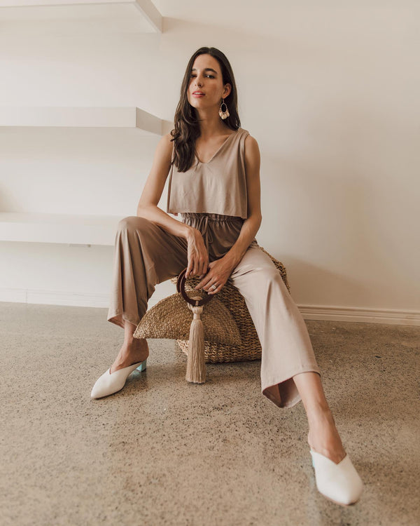 Mujeres Jumpsuit