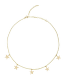 Star Shaker Necklace
