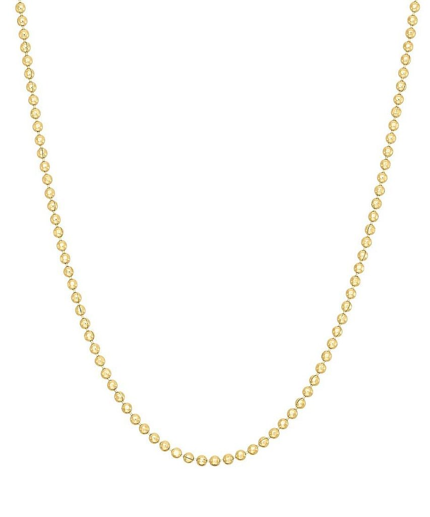 Baby Ball Chain Necklace