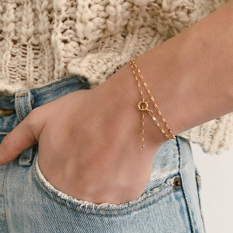 Infinite Adjustable Bracelet