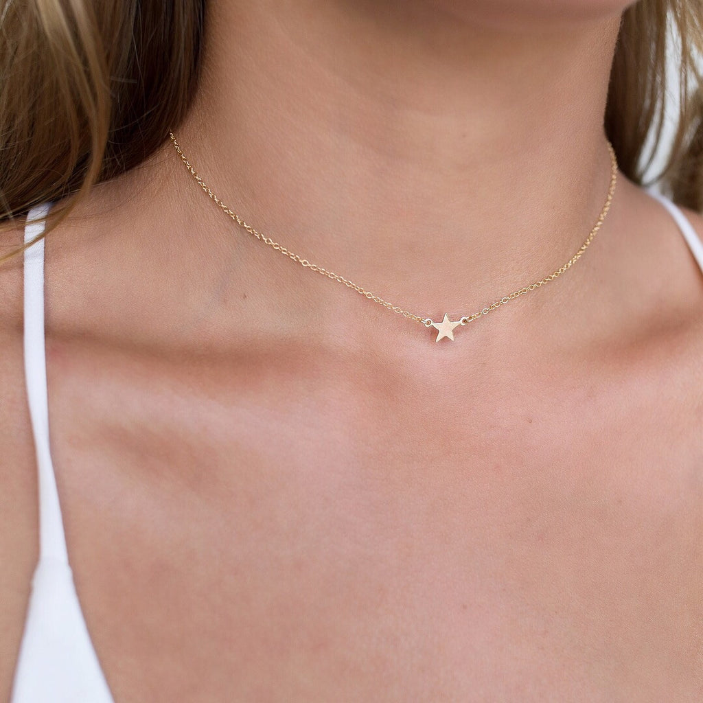 Starstruck Choker (select single or triple)
