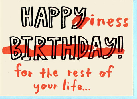 Top 7 Funny Humor Filled Birthday Greeting Card Round Up_people I've loved