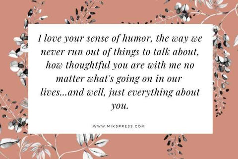 Romantic Anniversary Quotes for Husband to write in card