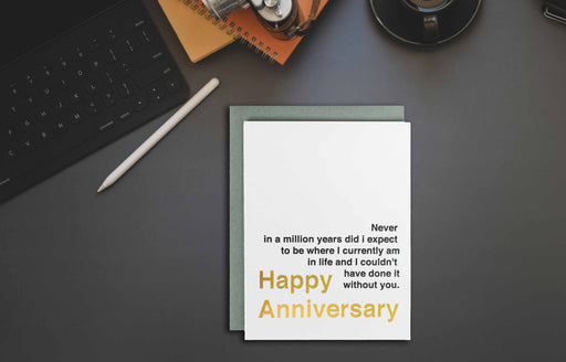 3rd Wedding Anniversary Cards