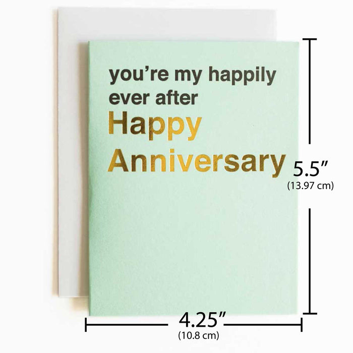 6 year anniversary ideas card