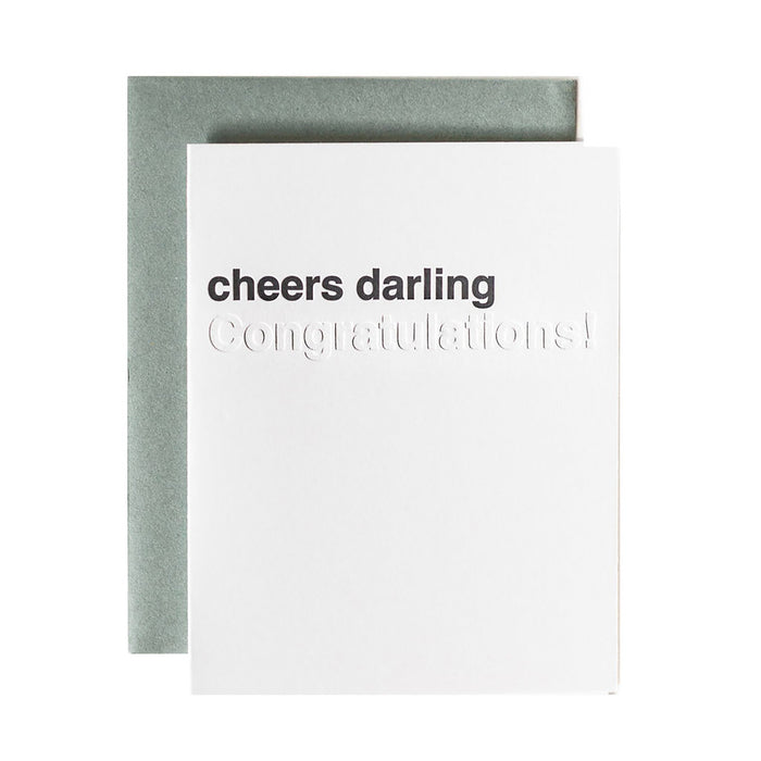 Congratulation Funny Card