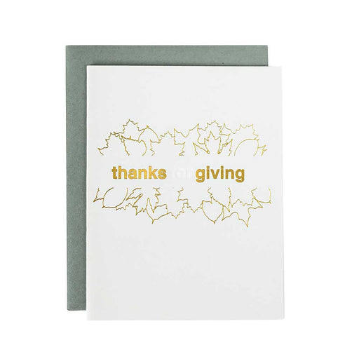 Holiday Cards for Parents in the Fall