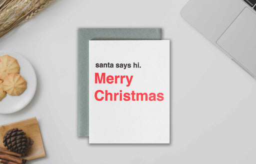 Funny Christams Cards for wife
