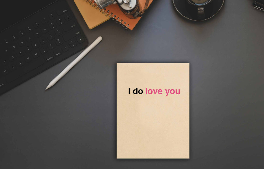 I Love You Cards Creative