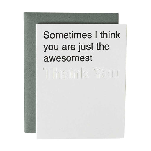 thank you cards to