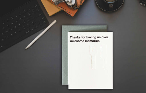 Thank You Card Words