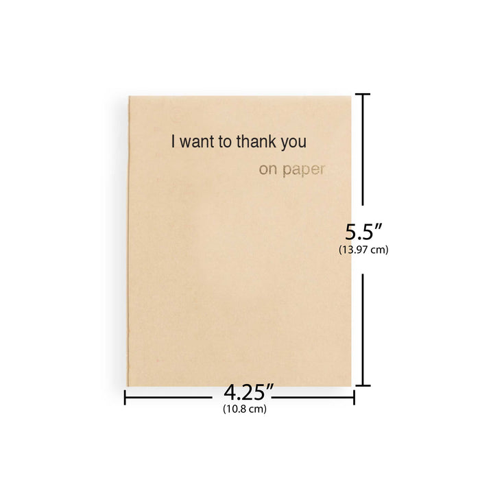 thank you cards to mom