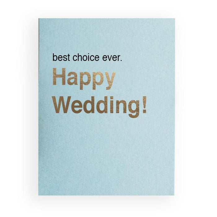 card wedding to daughter