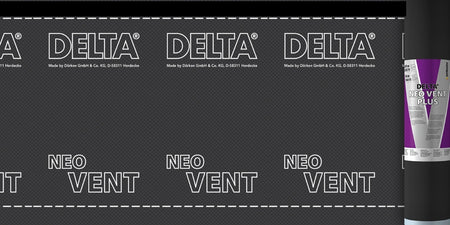 DELTA-NEO VENT  75m2 breathable roof underlay
