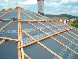 Pitched Roofing Underlay Supply Ireland