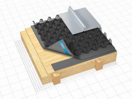 DELTA®-Enka®-VENT  roof separation layer Ireland and UK