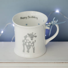 Child's Personalised Animal China Mug