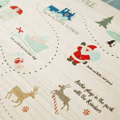 North Pole Personalised Christmas Eve Box