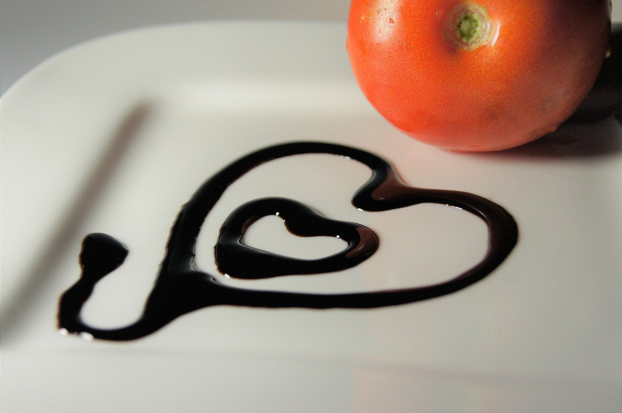 Image by Thowe Wehr balsamic heart and tomato