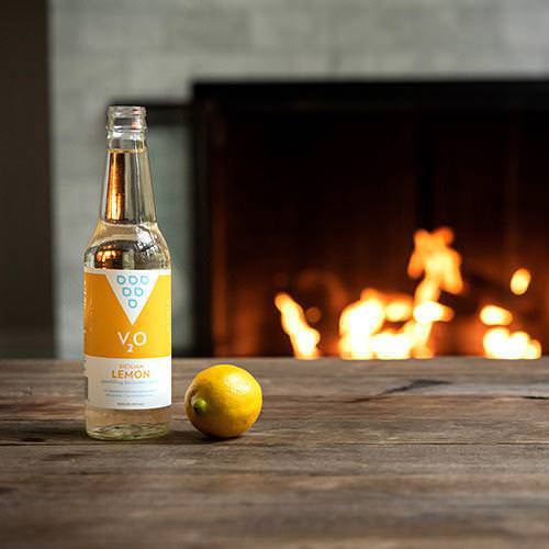 fireside lifestyle v2o Sicilian Lemon