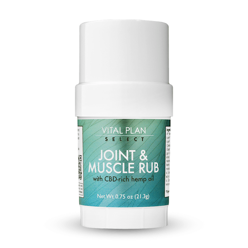 Vital Plan Select Joint & Muscle Rub