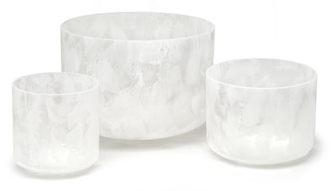 Azeztulite Alchemy Crystal Singing Bowl
