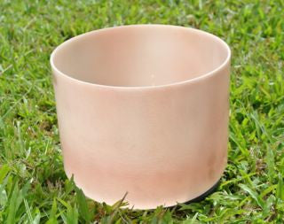 Sunstone Alchemy Crystal Singing Bowl