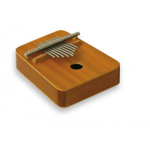 Kalimba with Resonanzbody