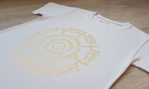 Language of the Heart Mandala T-Shirt