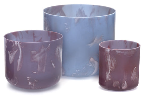 Lepidolite Alchemy Crystal Singing Bowl