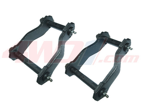 Toyota 76 Series Extended Shackles