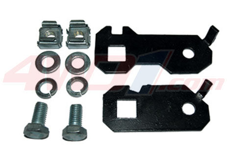 Toyota LandCruiser 78 Series ABS Relocation Kit