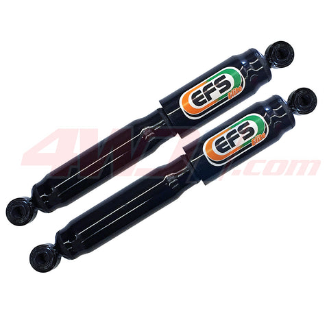Nissan Navara D40 Rear EFS Elite Shocks