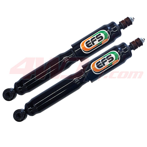 EFS Elite Rear Shocks Nissan Patrol GU