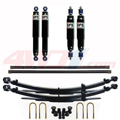 Mazda Bravo EFS Suspension