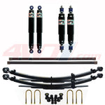 Isuzu Dmax EFS Suspension Kit